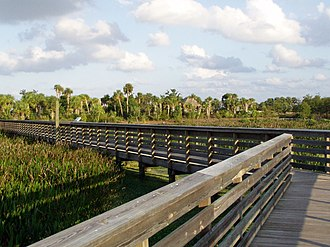 Green Cay Wetlands - Boardwalk