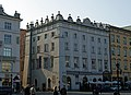 Grey House, 6 Main Market square, Old Town, Krakow, Poland.jpg