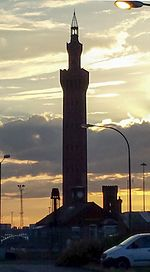 Grimsby Dock Tower August 2013.jpg