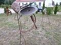 Große Trommel und Becken (Metall).JPG