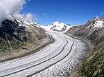 Aletsch Buzulu, İsviçre
