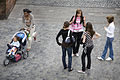 Group of street girls, Dresden, Germany - 1166.jpg