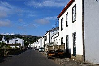 Guadalupe (Santa Cruz da Graciosa) Civil parish in Azores, Portugal