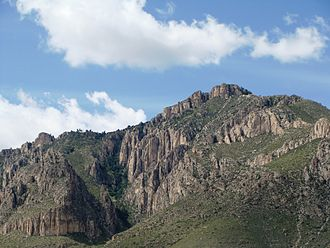 Guadalupe Mountains - Hunter Peak