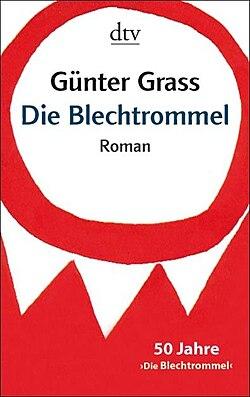 Guenter Grass, Die Blechtrommel 1959.jpg