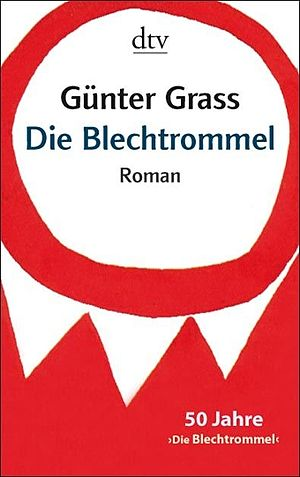 "Book cover of Günter Grass ""Die Blechtrom..."
