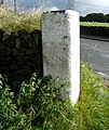 Guidestone at junction of Norland Road and Rochdale Road B6113, Greetland - geograph.org.uk - 992740.jpg