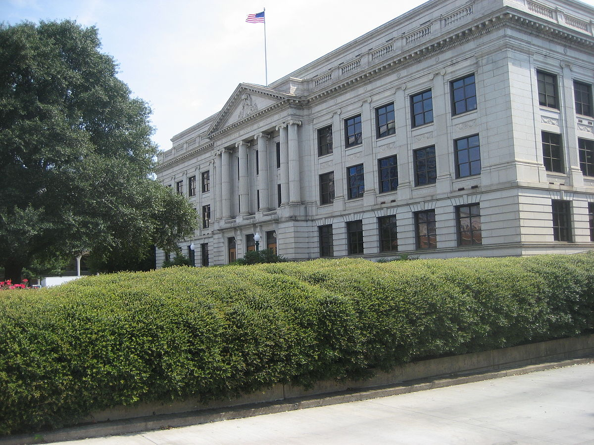 Guilford County Courthouse - Wikipedia