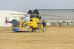 Gumgurry Pty Ltd (VH-IDG) Aerospatiale AS350BA Squirrel at Wagga Wagga Airport.jpg
