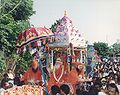 Gurudeva in Malaysian parade.jpg