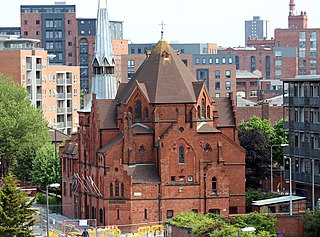 Gustav Adolf Church, Liverpool Church in Merseyside, England