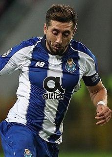 Héctor Herrera Mexican association football player