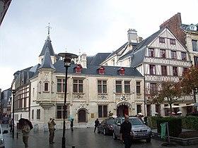 Hotel De Bourgtheroulde  Place De La Pucelle Paris Email