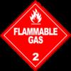 Class 2.1: Flammable Gas