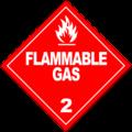 HAZMAT Class 2-1 Flammable Gas.png