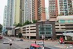 HK 荃灣 Tsuen Wan 楊屋道 Yeung Uk Road footbridge view July 2018 IX2 02.jpg