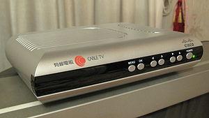 Hong Kong Cable Television Settop Box Version 2009