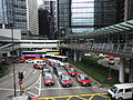 HK Central footbridge 中環 干諾道中 Connaught Road Pedder Street April-2012.JPG