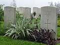 HK Chai Wan 哥連臣角 Cape Collinson Road CWGC 西灣國殤紀念墳場 Sai Wan War Cemetery Commonwealth War Graves Commission 1939-1945 War.JPG