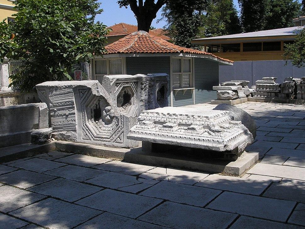 Hagia Sophia Theodosius 2007 007