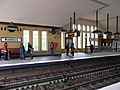 Hamburg - U-Bahnhof Mundsburg (13239449604).jpg