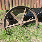Hanbury Hall Park - shepherd's hut wheel.jpg