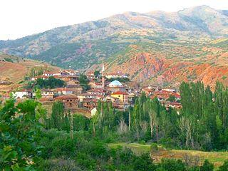 Handırı, Çankırı Village in Turkey