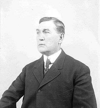 Hank O'Day - O'Day in 1907, during his umpiring career