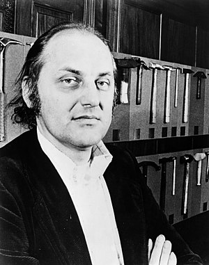 Hans Hollein - Hollein in 1976