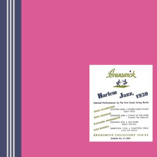 <i>Harlem Jazz, 1930</i> 1943 compilation album by Various