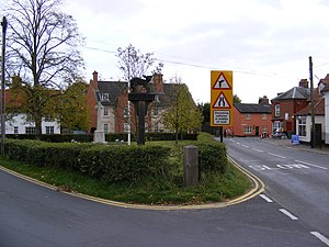East Harling - Image: Harling village sign 1019588