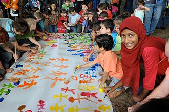Cultural diversity - Harmony Day is dedicated to celebrating Australia's cultural diversity.