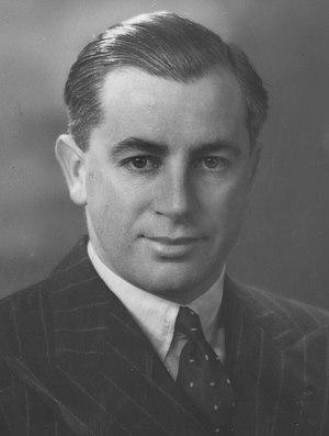 Harold Holt - Holt in 1940