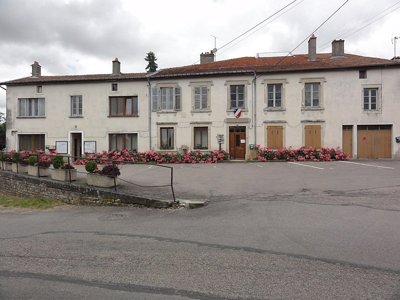 Haroué (M-et-M) mairie