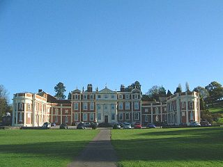Hawkstone Hall Grade I listed building in Shropshire, United Kingdom