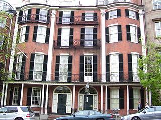 Headquarters House (Boston) United States historic place