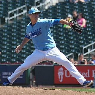 Heath Fillmyer American baseball player