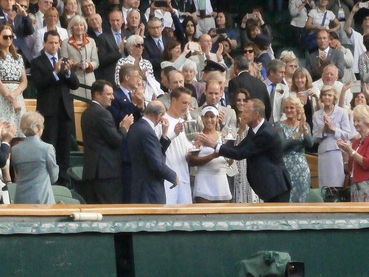 HeatherWatson2016 Wimbledon