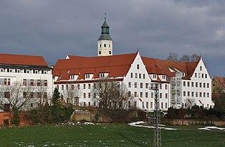 Heggbach Abbey monastery