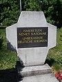 Heldenfriedhof, unbekannte deutsche Soldaten, 2021 Velence.jpg