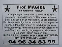 Eén op de vijf Belgen is bijgelovig 3