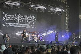 Decapitated in 2017