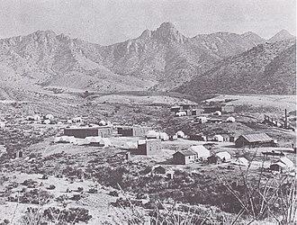 Helvetia, Arizona - Image: Helvetia Arizona 1901
