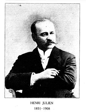 Henri Julien - Photo of Henri Julien