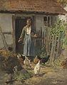 Hermann Baisch Die Fütterung der Hühner.jpg