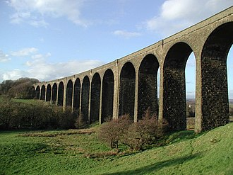 Queensbury lines - Hewenden Viaduct