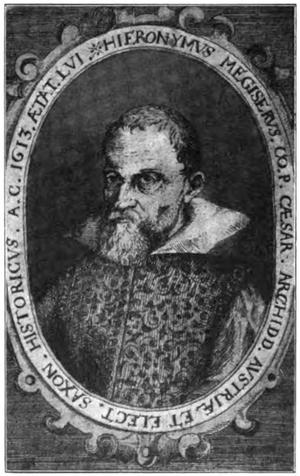 Hieronymus Megiser - Hieronymus Megiserus (1613)