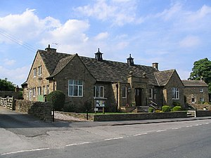 Grantley, North Yorkshire - Image: High Grantley Village Hall geograph.org.uk 20287
