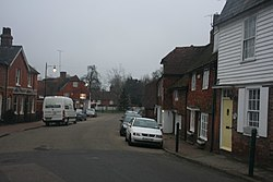 High St, Lamberhurst - geograph.org.uk - 1704972.jpg