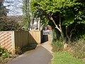 Highcliffe, footbridge - geograph.org.uk - 1213134.jpg